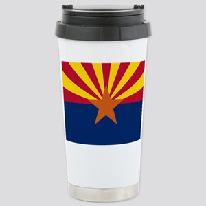 ARIZONA STATE FLAG Stainless Steel Travel Mug