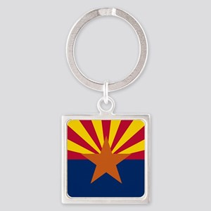 ARIZONA STATE FLAG Keychains