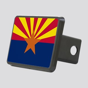 ARIZONA STATE FLAG Rectangular Hitch Cover