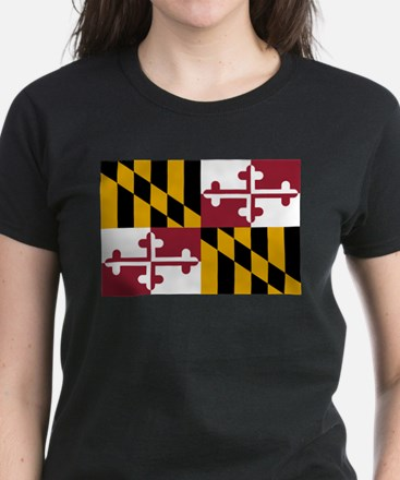 Maryland State Flag T-Shirt