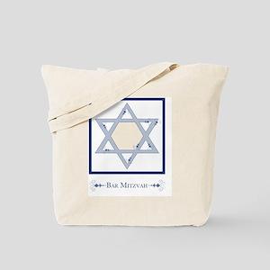 bar mitzvah flourish Tote Bag