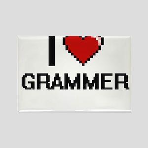 I love Grammer Magnets