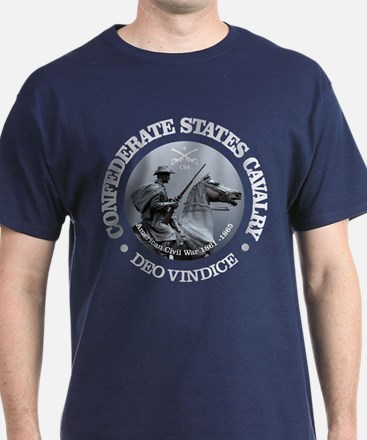 Confederate States Cavalry T-Shirt
