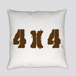 Off Road 4 x 4 Everyday Pillow