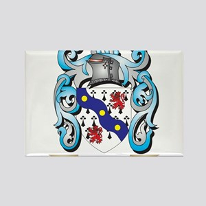 Buckingham Coat of Arms - Family Crest Magnets