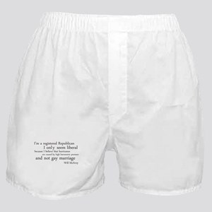 Newsroom Quote Boxer Shorts