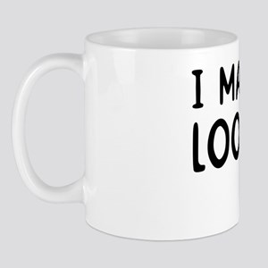 I Make Nerds Look Good Mug