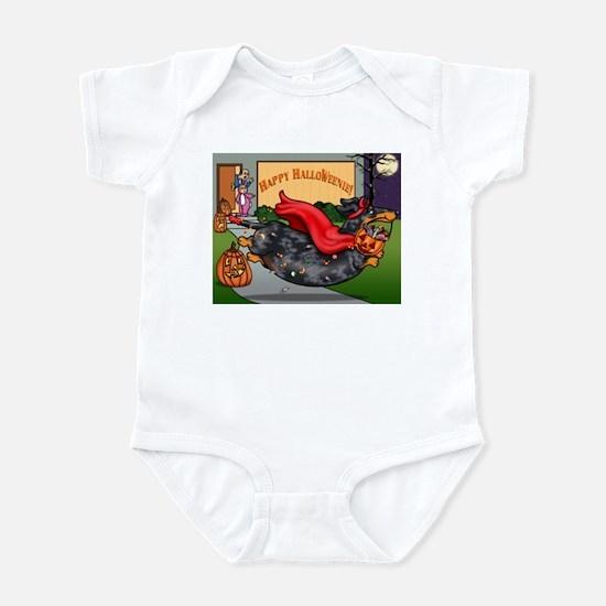 Halloweenie (Dapple) Infant Bodysuit