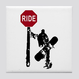 RIDE Tile Coaster
