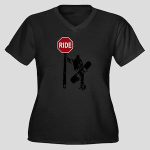 RIDE Plus Size T-Shirt