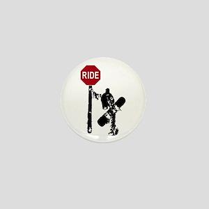 RIDE Mini Button
