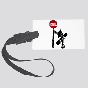 RIDE Large Luggage Tag