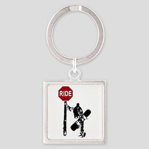 RIDE Keychains