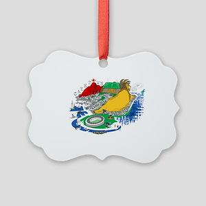 Cape Town Ornament