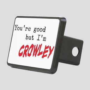 I'm Crowley 3 Rectangular Hitch Cover