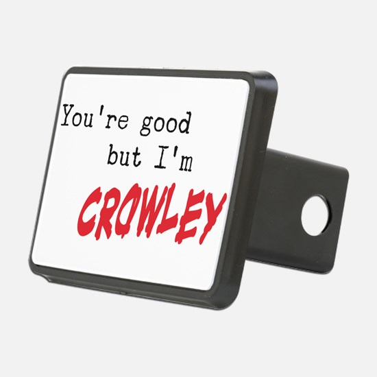 I'm Crowley 3 Hitch Cover