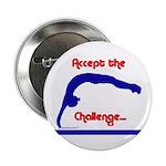 Gymnastics Buttons (100) - Challenge