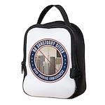 No Sanctuary Cities Neoprene Lunch Bag