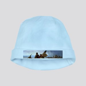 Washington Crossing the Delaware baby hat