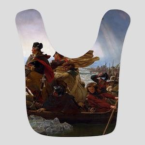 Washington Crossing the Delaware Bib