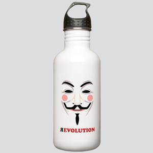 Anonymous Revolution Stainless Water Bottle 1.0L
