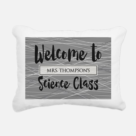Gifts for Science Teache Rectangular Canvas Pillow