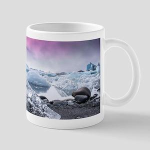 Glaciers of Iceland Mugs