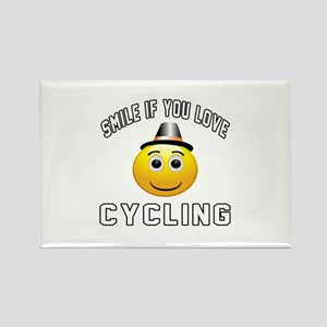 Cycling Cool Designs Rectangle Magnet