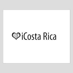 iCosta Rico Small Poster