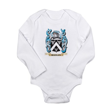 Buckles Coat of Arms - Family Crest Body Suit