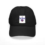 New Orleans Blues Black Cap