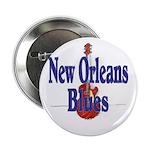 New Orleans Blues Button