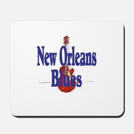 New Orleans Blues Mousepad
