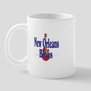 New Orleans Blues Mug