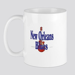 New Orleans Blues Mug