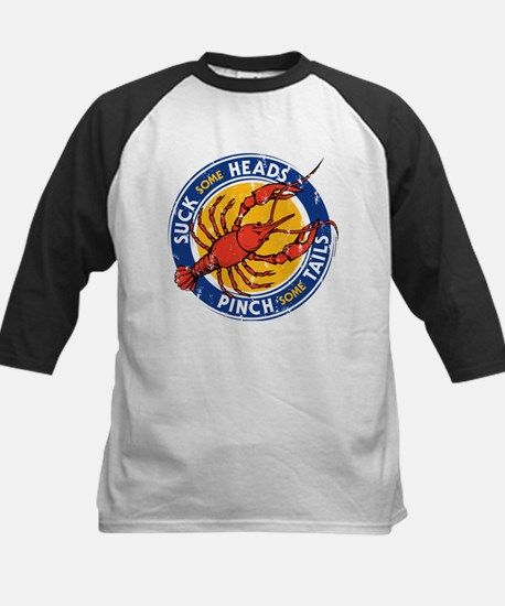 Suck Some Heads PInch Some Tails Baseball Jersey