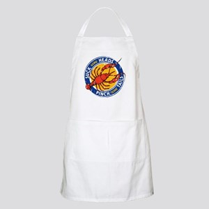 Suck Some Heads PInch Some Tails Apron
