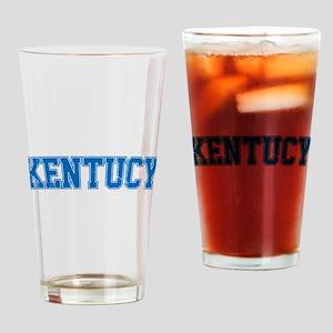 Kentucky - Jersey Vintage Drinking Glass