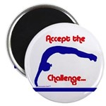 Gymnastics Magnet - Challenge