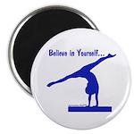 Gymnastics Magnets (100) - Believe