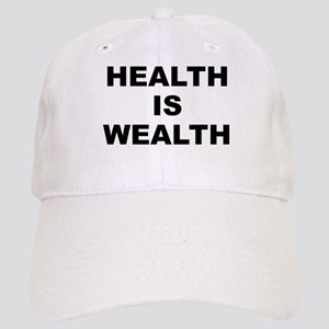 Health Is Wealth Cap