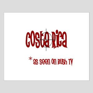 Costa Rico on Bush tv Small Poster