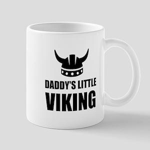 Daddy's Little Viking Mugs