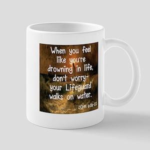 ENCOURAGEMENT - WHEN YOU FEEL LIKE YOU'RE DRO Mugs