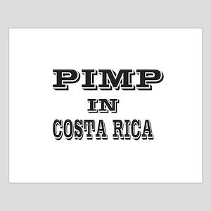 Pimp in Costa Rico Small Poster