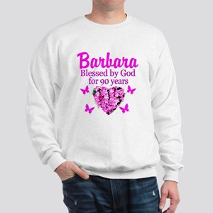 BLESSED 90TH Sweatshirt