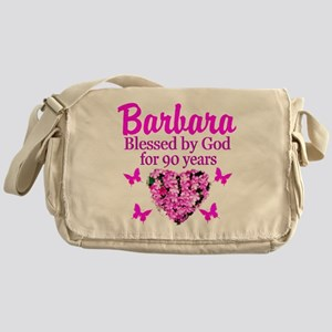 BLESSED 90TH Messenger Bag