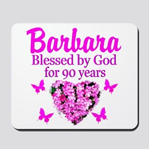 BLESSED 90TH Mousepad