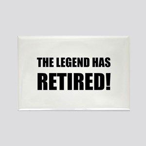 Legend Has Retired Magnets