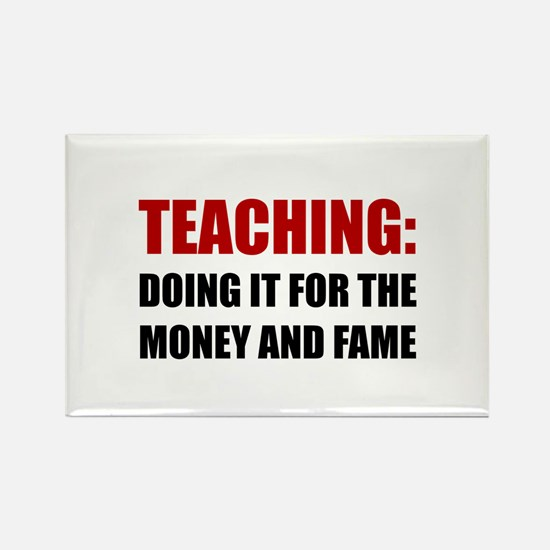 Teaching Money Fame Magnets